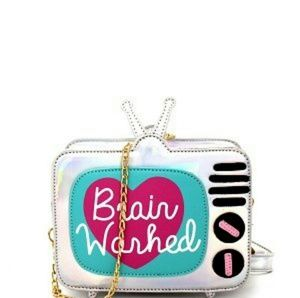 Handbags - Brainwashed Crossbody